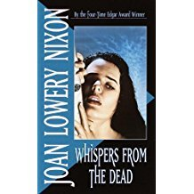 Whispers from the Dead by Joan Lowery Nixon - Paperback