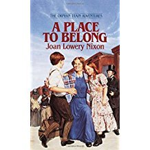 A Place to Belong (Orphan Train Adventures) by Joan Lowery Nixon - Paperback