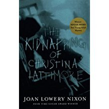 The Kidnapping of Christina Lattimore by Joan Lowery Nixon - Paperback