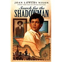 Search for the Shadowman by Joan Lowery Nixon - Paperback