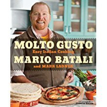 Molto Gusto : Easy Italian Cooking - Hardcover Cookbook