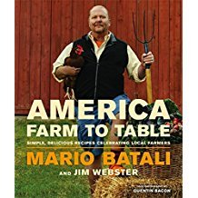 America : Farm to Table by Mario Batali - Hardcover