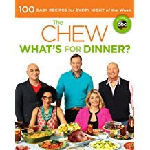 The Chew : What's for Dinner? 100 Easy Recipes by Mario Batali - Paperback
