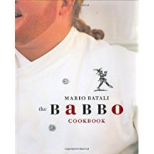 The Babbo Cookbook by Mario Batali - Hardcover
