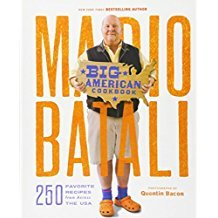 Mario Batali : Big American Cookbook - Hardcover