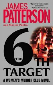 The 6th Target by James Patterson - Paperback USED