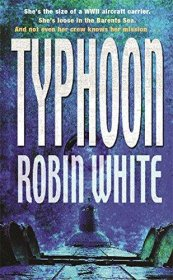 Typhoon by Robin White - Paperback USED