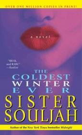 The Coldest Winter Ever by Sister Souljah - Paperback USED