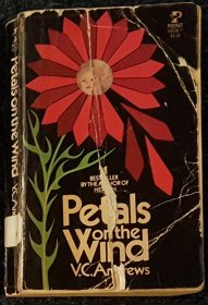 Petals on the Wind by V.C. Andrews - Paperback USED Reading Copy