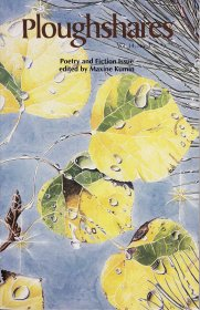 Ploughshares Winter 198 Volume 14 Number 1 Poetry and Fiction