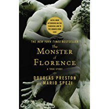 The Monster of Florence by Douglas Preston and Mario Spezi - Paperback
