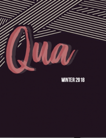 Qua - The Literary Magazine of the University of Michigan-Flint Winter 2018 - Magazine Back Issues