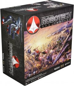 Robotech RPG Tactics Board Game