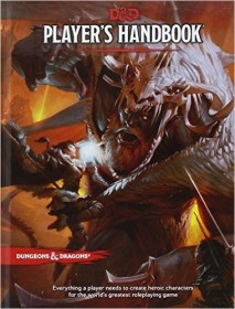 Player's Handbook (Dungeons & Dragons) Hardcover
