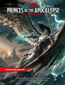 Princes of the Apocalypse (D&D Accessory) Hardcover