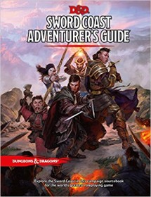Sword Coast Adventurer's Guide (D&D Accessory) Hardcover