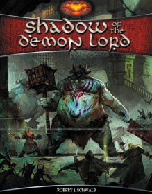 Shadow of the Demon Lord - Hardcover RPG