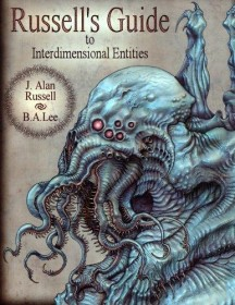 Russell's Guide to Interdimensional Entities by Mr. J. Alan Russell - Paperback