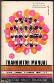 GE Transistor Manual Sixth Edition - Paperback 1962 Edition