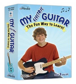 My Electric Guitar by eMedia Software Windows/Mac CD-ROM