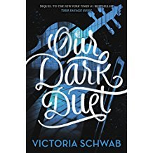 Our Dark Duet by Victoria E. Schwab - Paperback