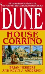 Dune House Corrino by Brian Herbert and Kevin J. Anderson - Paperback USED