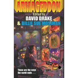 Armageddon by David Drake, editor - Paperback USED