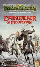 Darkwalker on Moonshae (Forgotten Realms Trilogy, Book 1) by Douglas Niles - Paperback USED