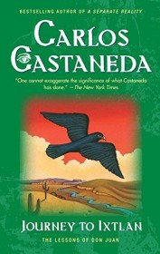 Journey to Ixtlan: The Lessons of Don Juan by Carlos Castaneda - Paperback