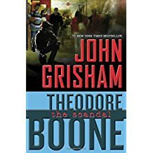 Theodore Boone : The Scandal by John Grisham - Paperback