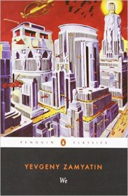 We by Yevgeny Zamyatin - Paperback Penguin Classics