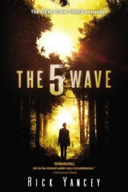 The 5th Wave by Rick Yancey - Paperback Fiction