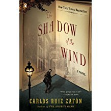The Shadow of the Wind by Carlos Ruiz Zafón - Paperback Fiction