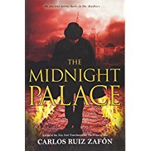 The Midnight Palace by Carlos Ruiz Zafón - Paperback Fiction