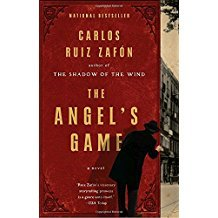 The Angel's Game by Carlos Ruiz Zafón - Paperback Fiction