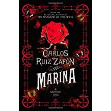 Marina by Carlos Ruiz Zafón - Hardcover Fiction