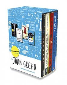 The John Green Box Set - Four Volumes for Young Adult Readers - Paperback Box Set