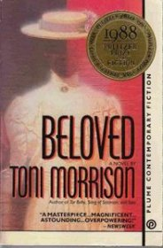 Beloved by Toni Morrison - A Novel in Trade Paperback - USED