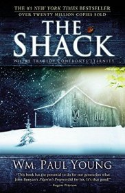The Shack: Where Tragedy Confronts Eternity by William P. Young - Paperback USED