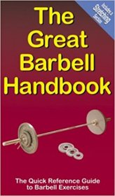 The Great Barbell Handbook by Bill Luke - Saddlebound Paperback Fitness