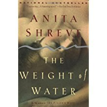 The Weight of Water by Anita Shreve - Paperback