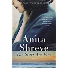 The Stars Are Afire by Anita Shreve - Paperback