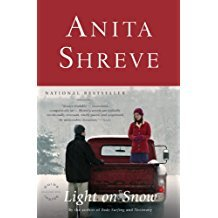 Light on Snow by Anita Shreve - Paperback