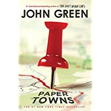 Paper Towns by John Green - Paperback