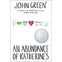 An Abundance of Katherines by John Green - Paperback
