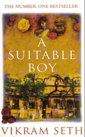 A Suitable Boy by Vikram Seth - Paperback USED