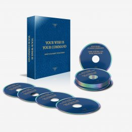 Your Wish is Your Command by Kevin Trudeau - Audio CDs Lecture Law of Atrraction