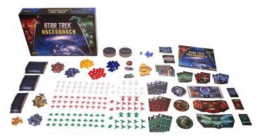 Star Trek Ascendancy : A Board Game from Gale Force Nine