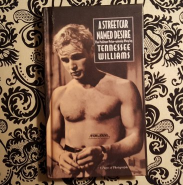 A Streetcar Named Desire by Tennessee Williams - Hardcover Classics USED