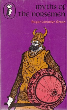 Myths of the Norsemen by Roger Lancelyn Green - Paperback VINTAGE Classics 1982